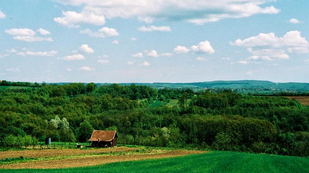 Selo © Matija Jovanović
