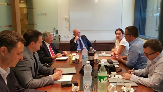 Ministar u poseti Izraelu  © Ministarstvo poljoprivrede, šumarstva i vodoprivrede