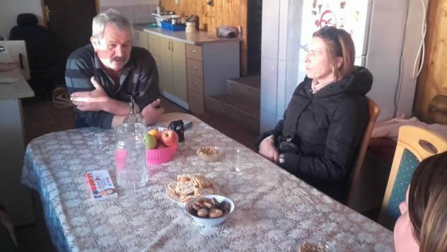 Porodica Čortan iz Debelog Brda @ Foto: Miroslav Mašić