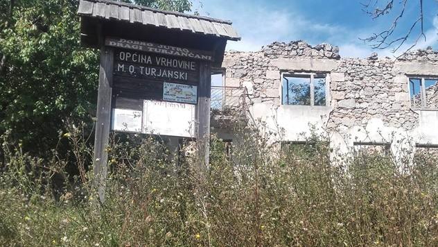 Vrhovine © Miroslav Mašić
