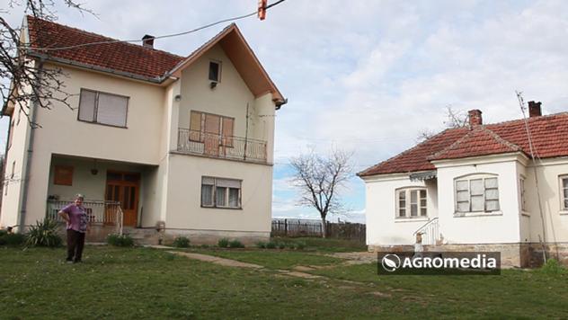 Radislava Paunović na imanju © Agromedia