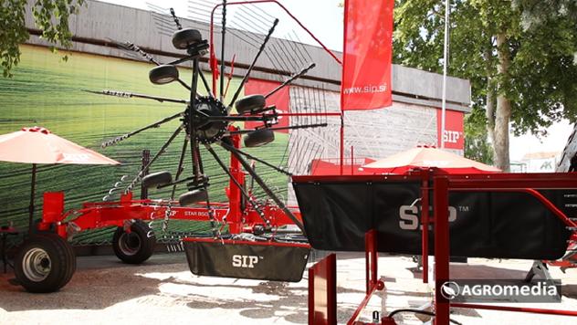 Štand kompanije SIP © Agromedia