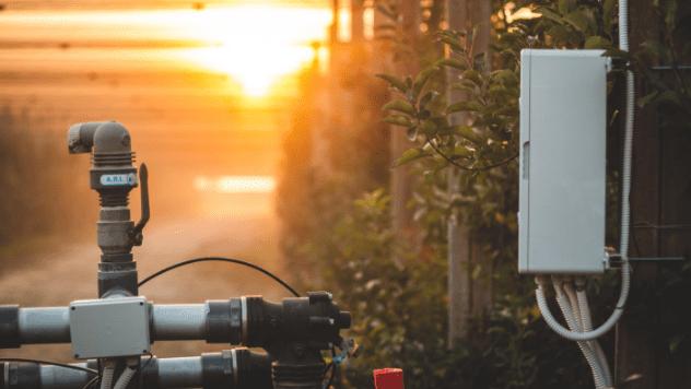 Smart Watering sistemi © Smart Watering Solutions