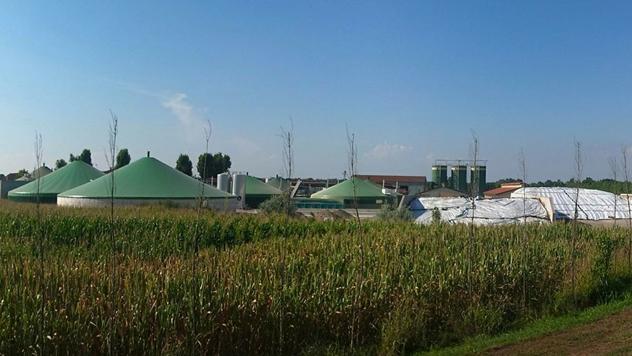 Ilustracija: Proizvodnja biogasa - © Pixabay