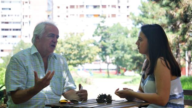 Intervju sa kolumnistom - © Agromedia