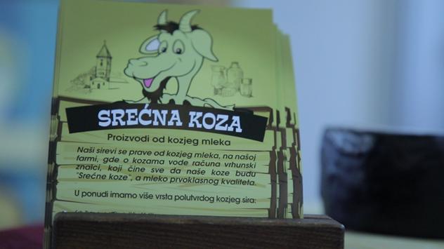 Srećna koza © Agromedia
