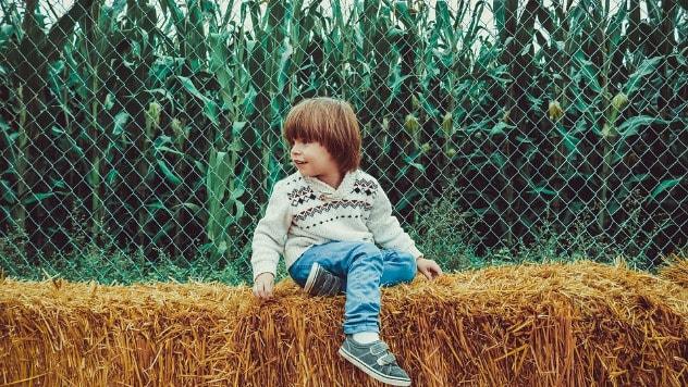Dete na selu © Pixabay