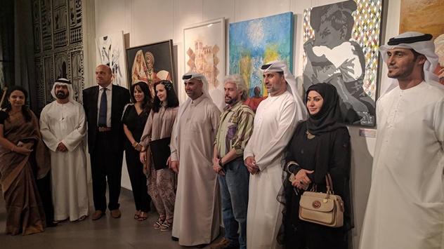 Izložba u Dubaiju © Sanja Janković