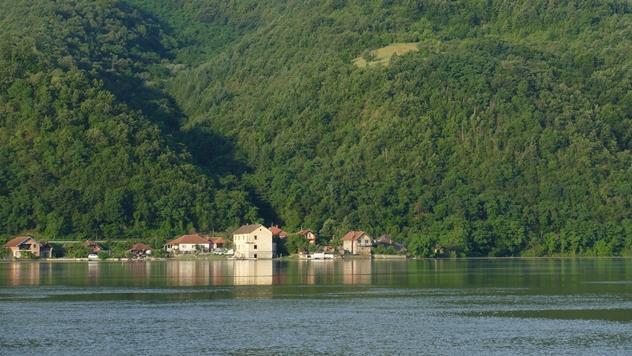 Reka Dunav - © Pixabay