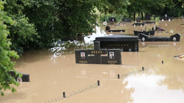 Poplave u Kraljevu - © Milanko Danilović/Agromedia
