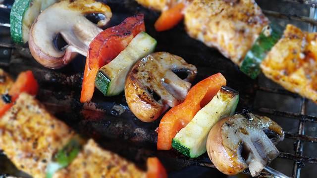Pečurke na roštilju