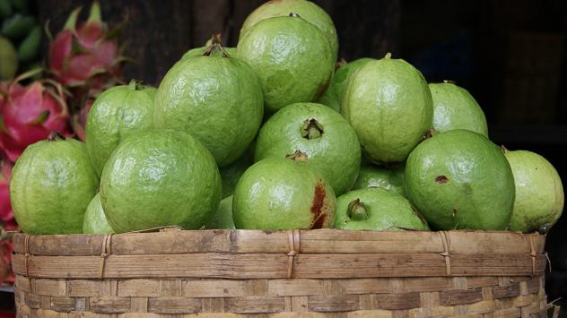 Plodovi guave © Pixabay