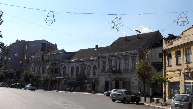 Jagodina, centar - © Foto: www.wikimedia.org
