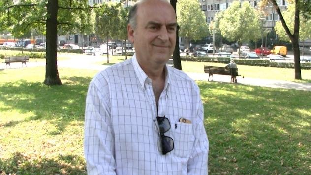 Felipe Roses, generalni sekretar Međunarodne organizacije proizvođača maline - ©Agromedia