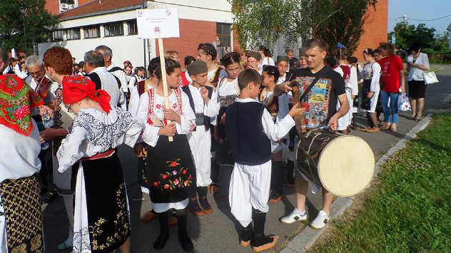 Festival dečjih folklornih ansambala -