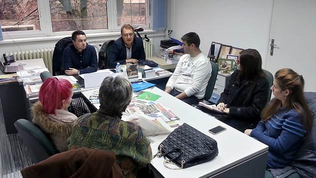 Sastanak - © Agencija za ruralni razvoj Sremska Mitrovica