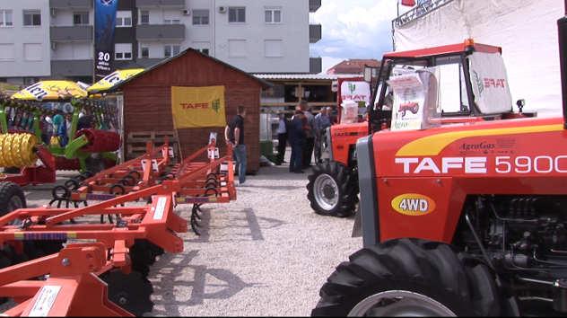 Štand kompanije Agrogas na Sajmu poljoprivrede - @Agromedia