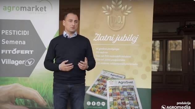 Kompanija Agromarket održala zimski seminar u Novom Sadu - © Agromedia