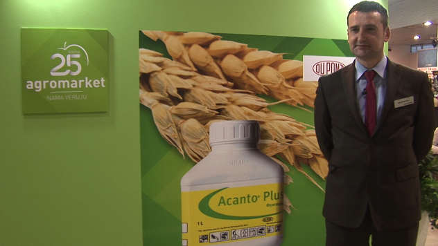 Ivan Krošlak, stručna služba Agromarket - ©Agromedia