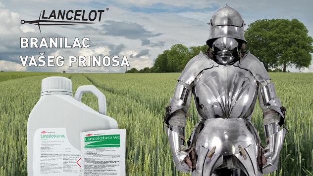 Lancelot - branilac Vašeg prinosa!