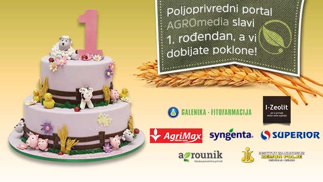 Prvi rođendan poljoprivrednog portala Agromedia - @Agromedia