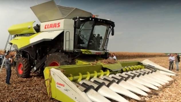 Revolucija među kombajnima: Lexion 6800 dostupan je na tržištu - © Agromedia