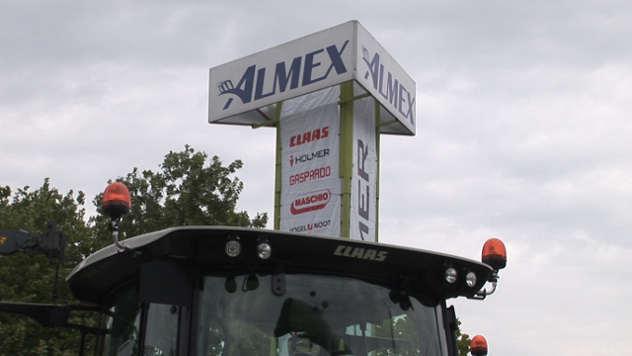 Almexov štand na Sajmu poljoprivrede - ©Agromedia