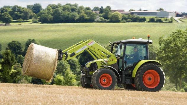 Almex DOO - traktor