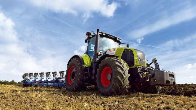 Almex - traktor