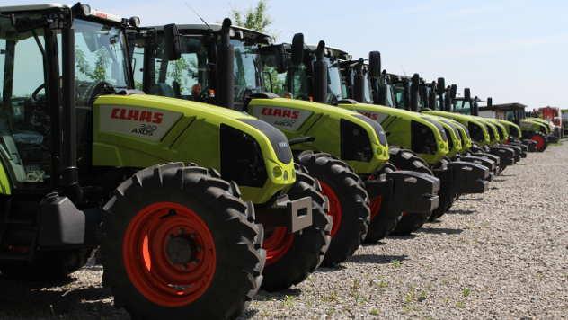 traktori - almex