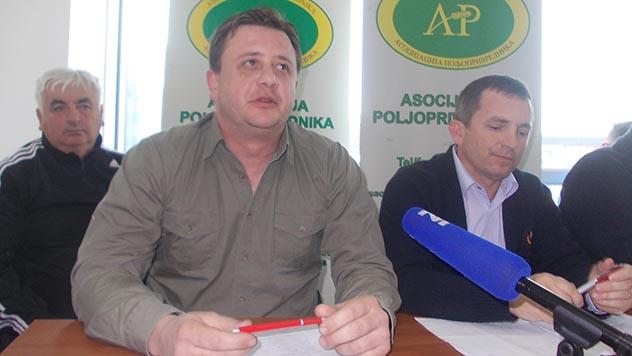 Dragan Kleut asocijacija poljoprivrednika @Agromedia