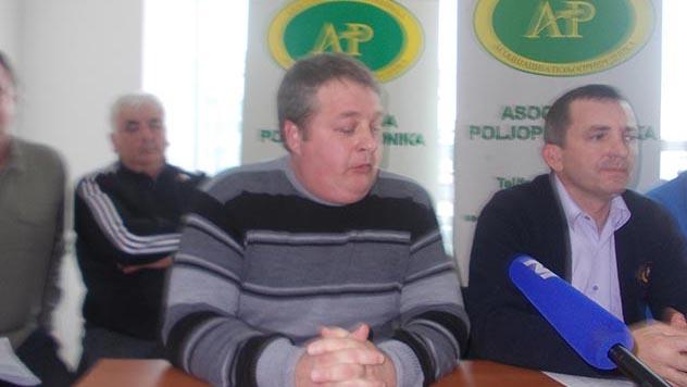 Predrag Arsić Asocijacija poljoprivrednika @Agromedia
