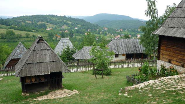 Etno selo - ©Wikipedia.org