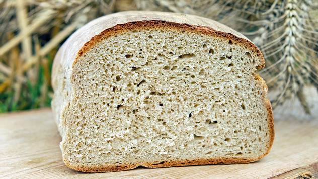 Hleb bez kvasca - © Pixabay
