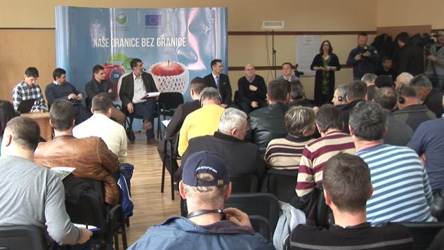 Predavanja u Bosni i Hercegovini - ©Agromedia