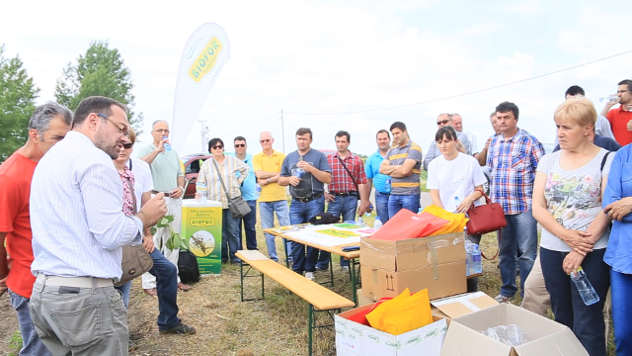Dan polja kompanije Biofor System - ©Agromedia