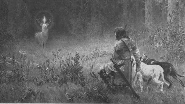 Sveti Hubert, zaštitnik lovaca kod katolika