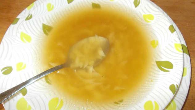 Domaća žuta supa - foto: Danijela Malešev