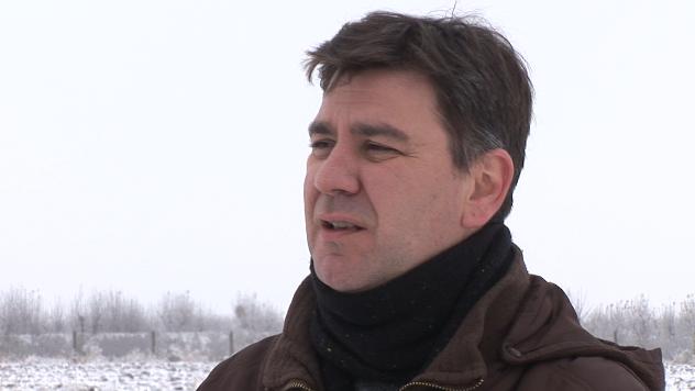 Miroslav Šarac, poljoprivrednik iz Rume - ©Agromedia