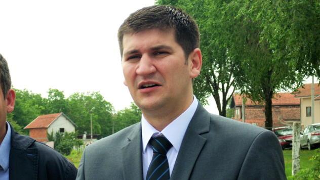 Saša Pavlović, zamenik gradonačelnika grada Požarevca © Foto: Elena Marjanović