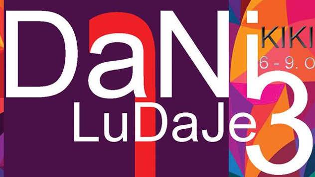 Dani ludaje, deo plakata - © Foto: Danijela Jankov