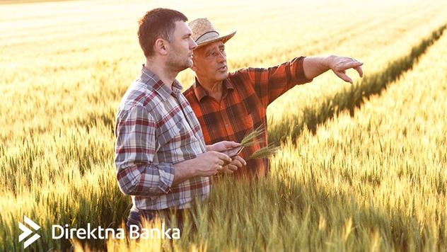 Agro krediti - © Direktna Banka