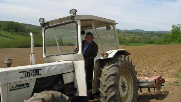 Traktorista - © Foto: Biljana Nenković