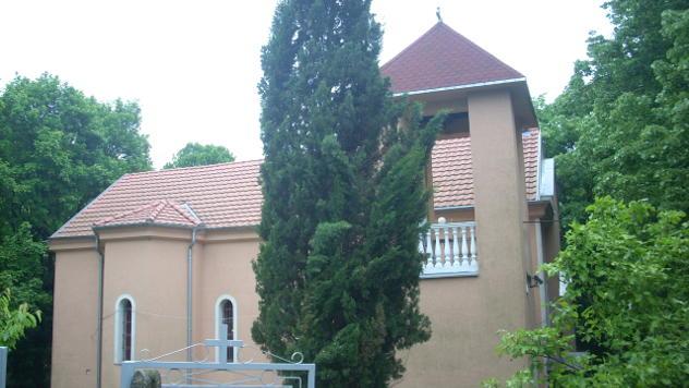 Crkva Svetog Vaznesenja Gospodnjeg © Foto: Elena Marjanović