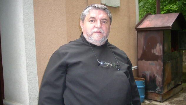 Protojerej Radosav Vukosavljević © Foto: Elena Marjanović