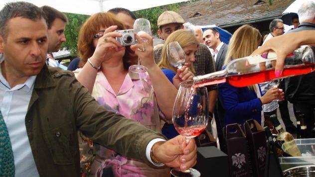 Prvi Festival Šumadijskih vina © foto: Biljana Nenković