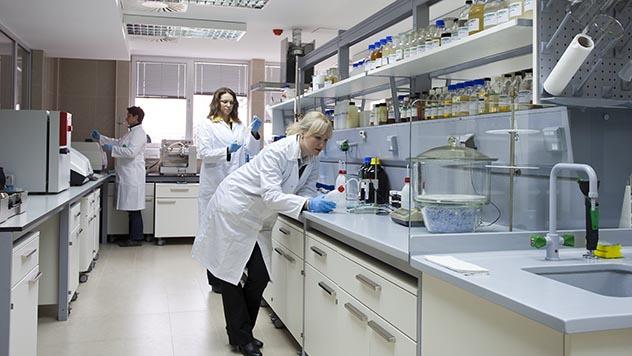 Laboratorija Galenika Fitofarmacija @Agromedia
