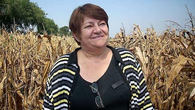 Jorgovanka Vlajkovac, samostalni savetodavac za ratarstvo u PSSS - © Foto: Elena Marjanović