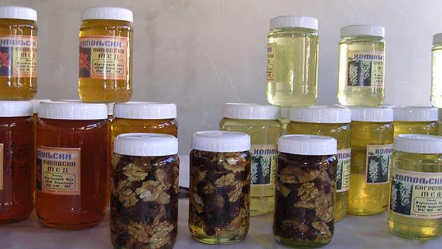 Homoljski med - © Foto: www.tozagubica.rs