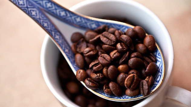 Zrna kafe - © Foto: www.pixabay.com